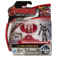 Mini Figurine Avengers - War Machine vs Sub-Ultron 006 Hasbro