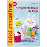 Ormanente Hazlii de Pasti 108 - Idei Creative - Carte de colorat