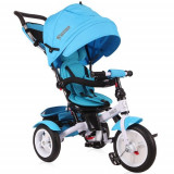 Tricicleta Neo Air Blue - Tricicleta copii