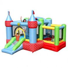 Castel cu Loc de Joaca Happy Hop