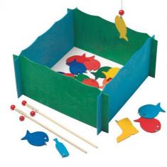 Set Pescuit - Jocuri arta si creatie Bino