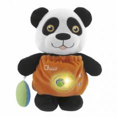 Urs Panda Vorbitor - Martisor handmade