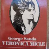 VERONICA MICLE-GEORGE SANDA - Roman