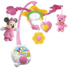 Carusel Muzical Minnie Mouse - Jucarie interactiva Clementoni
