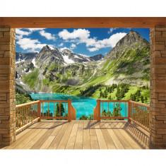Tapet Muntii Alpi
