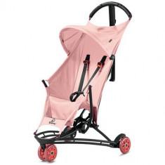 Carucior Yezz Pink Pastel - Carucior copii 2 in 1 Quinny