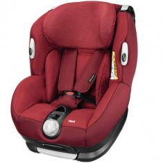 Scaun Auto Opal 0-18 kg Robin Red - Scaun auto copii grupa 0-1 (0-18 kg) Maxi Cosi, 0+ -1 (0-18 kg), Rosu, Opus directiei de mers
