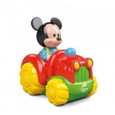 Minivehicul Mickey Mouse - Jucarie pentru patut Clementoni