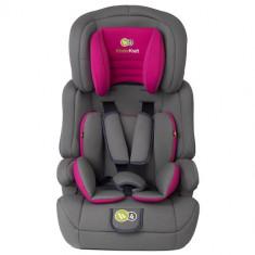 Scaun auto Comfort UP 9-36 kg Roz - Scaun auto copii grupa 1-2-3 (9-36 kg) Kinderkraft, 1-2-3 (9-36 kg), Isofix