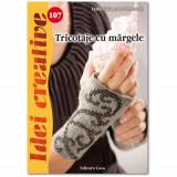 Tricotaje cu Margele 107 - Idei Creative - Carte de colorat