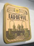 Set 10 etichete Reclame bauturi franceze Jos Hendrick & Fils.