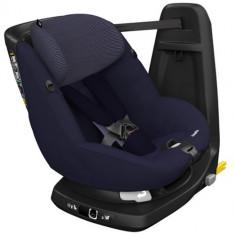 Scaun Auto AxissFix i-Size River Blue - Scaun auto copii Maxi Cosi, 0+ (0-13 kg), Opus directiei de mers, Isofix