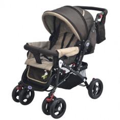 Carucior Elements Maro - Carucior copii 2 in 1 DHS Baby