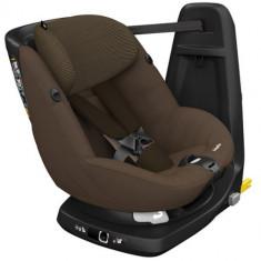 Scaun Auto AxissFix i-Size Earth Brown - Scaun auto copii Maxi Cosi, 0+ (0-13 kg), Opus directiei de mers, Isofix