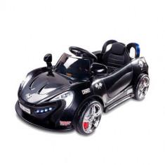 Vehicul Electric Aero cu Telecomanda 12 V Black - Masinuta electrica copii