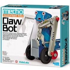 Set Mecho - Clawbot - Jocuri Logica si inteligenta 4M