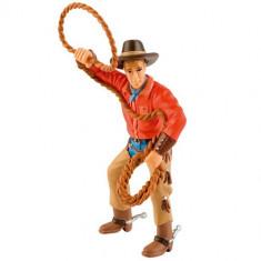 Figurina Cowboy cu Lasou Bullyland