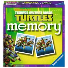 Jocul Memoriei Testoasele Ninja - Jocuri Logica si inteligenta Ravensburger