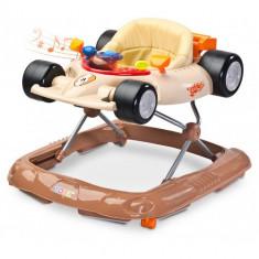 Premergator Toyz by Caretero Speeder Beige, 0-6 luni, Crem