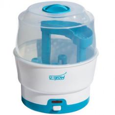 Sterilizator Electric pentru 6 Biberoane - Sterilizator Biberon, Cu aburi