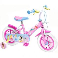 Bicicleta Disney Princess, 12 inch - Bicicleta copii Stamp