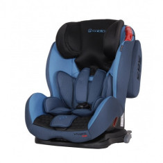 Scaun Auto Vivaro cu Isofix 9-36 kg Blue - Scaun auto copii grupa 1-2-3 (9-36 kg) Coletto, 1-2-3 (9-36 kg), Albastru