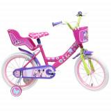 Bicicleta Minnie Mouse 16 inch - Bicicleta copii
