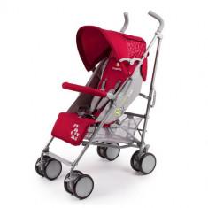 Carucior Sport Buggy Prestige Dark Red - Carucior copii 2 in 1 Kinderkraft