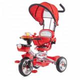 Tricicleta Friends cu Copertina 2014 Rosu - Tricicleta copii Chipolino
