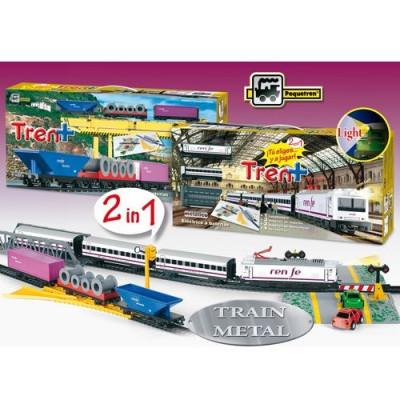 Trenulet Electric Renfe Tren+ foto
