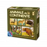 Joc Animale din Continente Editie de Lux