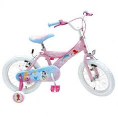 Bicicleta Disney Princess 16 inch - Bicicleta copii Stamp