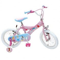 Bicicleta Disney Princess 16 inch - Bicicleta copii Stamp