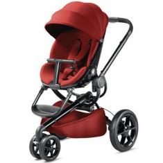 Carucior Moodd Red Rumour - Carucior copii 2 in 1 Quinny
