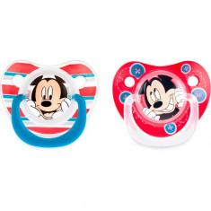 Set 2 Suzete Mickey 6 luni+ - Suzeta