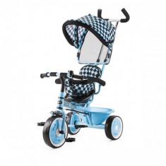 Tricicleta Racer 2015 Albastru - Tricicleta copii Chipolino