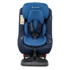 Scaun Auto Reverso Plus Isofix 0-23 kg OCEAN BLUE - Scaun auto copii Concord, 0+ (0-13 kg), Opus directiei de mers
