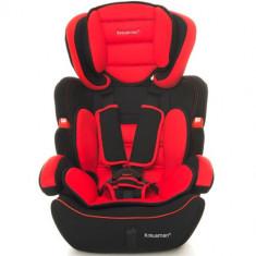 Scaun Auto Safe Red 9-36 kg - Scaun auto copii, 1-2-3 (9-36 kg), Isofix