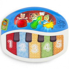 Baby Einstein - Pianul Discover and Play - Jucarie pentru patut Bright Starts