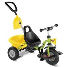 Tricicleta cu Maner - Tricicleta copii Puky