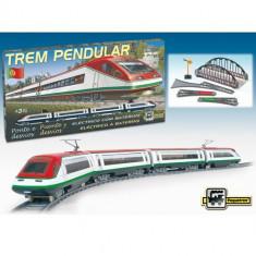 Trenulet Pequetren Electric Trem Pendular