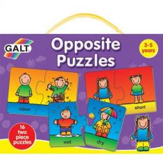 Opposite Puzzles - Puzzle Opuse - Jocuri Logica si inteligenta Galt