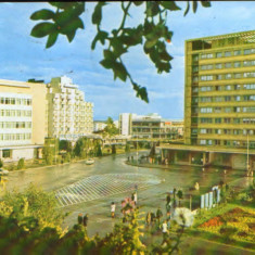 Romania - CP circulata 1976 - Deva - Vedere - Carte Postala Transilvania dupa 1918, Fotografie