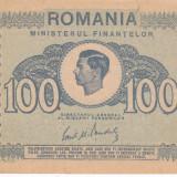 ROMANIA 100 lei 1945 AUNC!!!