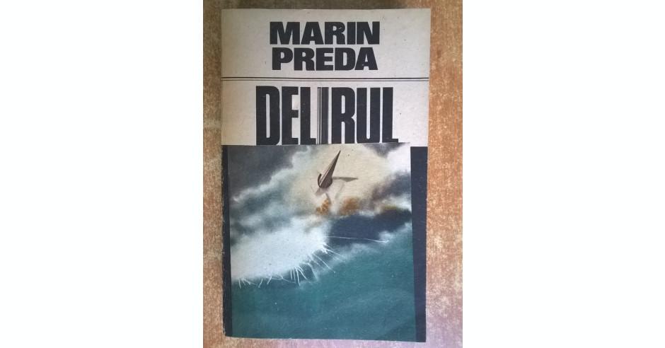 Marin Preda   Delirul  f9ee33bc21