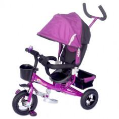 Tricicleta Agilis Air PURPLE - Tricicleta copii Skutt