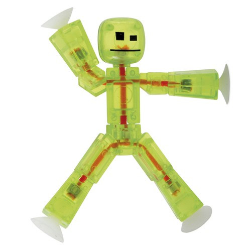 Figurina StikBot Verde Deschis foto mare