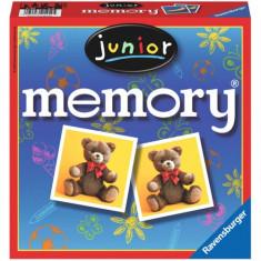 Jocul Memoriei Junior - Jocuri Logica si inteligenta Ravensburger