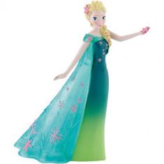 Figurina Elsa Frozen Fever - Figurina Povesti Bullyland