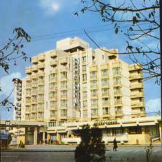 Romania - CP circulata 1983 - Deva - Hotelul